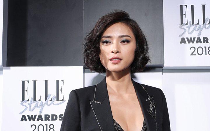 elle style awards ngo thanh van 4 720x450 - Ngô Thanh Vân – Người Phụ nữ của năm tại ELLE Style Awards 2018 - Môi Đẹp Cuồn Si