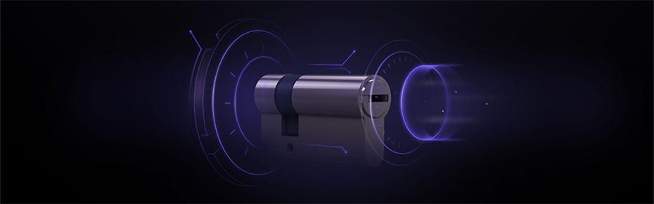 Xiaomi Mi Smart Door Lock 3 - Top 5 cách mở khóa của khóa thông minh Xiaomi Mi Smart Door Lock