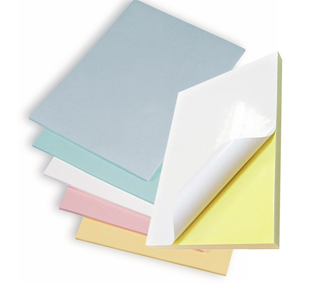 giay Decal - Giới thiệu 6 loại giấy in phổ biến trong thiết kế bao bì
