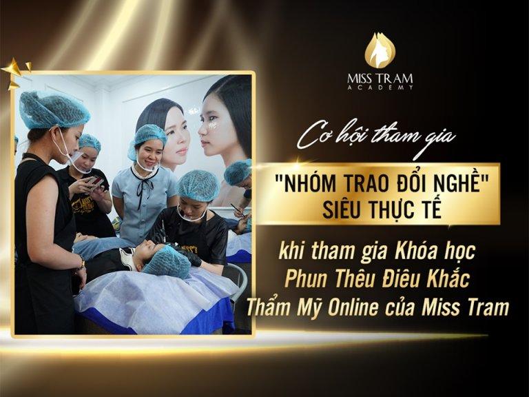 khoa hoc phun xam tham my online 768x576 - Top Spa Dạy Chăm Sóc Da, Phun Xăm Thẩm Mỹ Ở An Giang