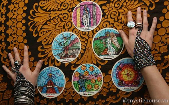thoi gian trong Tarot - Top 4 Lưu Ý Về Thời Gian Trong Tarot