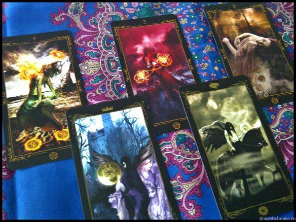 y nghia cac la bai Dark Fairytale Tarot 600x450 - Tìm Hiểu Bộ Bài Dark Fairytale Tarot